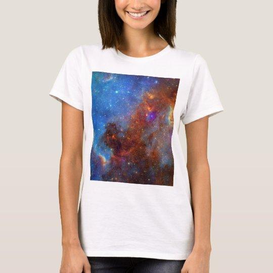 North American Nebula continent NASA T-Shirt