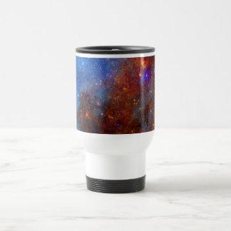 North American Nebula continent NASA Travel Mug