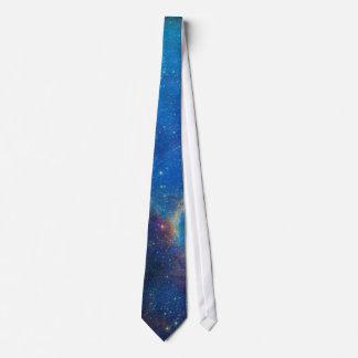 North American Nebula Neck Tie