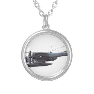 North American OV-10A Bronco Personalized Necklace