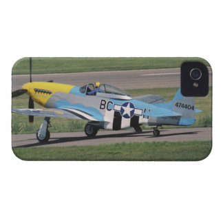 North American P-51 D Dazzling Donna on the iPhone 4 Case-Mate Case