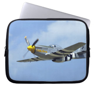North American P-51D Mustang, Little Horse Computer Sleeve