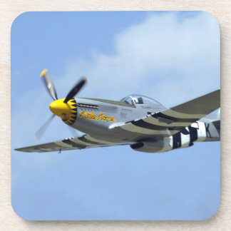 North American P-51D Mustang, Little Horse Drink Coaster