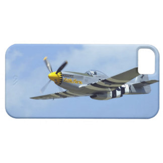 North American P-51D Mustang, Little Horse iPhone SE/5/5s Case