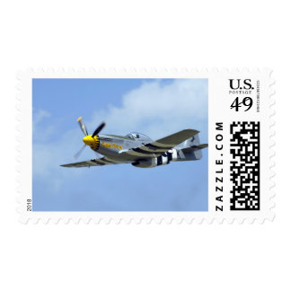 North American P-51D Mustang, Little Horse Postage