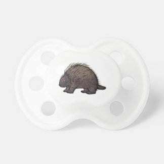 North American Porcupine Pacifier