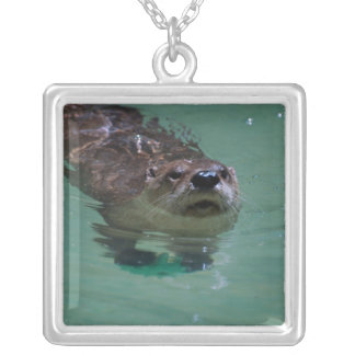 North American River Otter Custom Jewelry