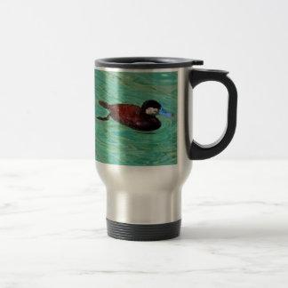 North American Ruddy Duck II Travel Mug