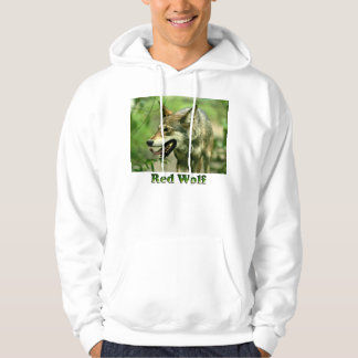 North American Sly Red Wolf Sweatshirt