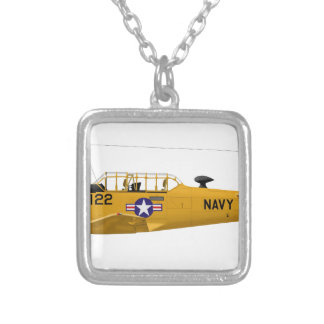 North American SNJ-5 Texan Personalized Necklace