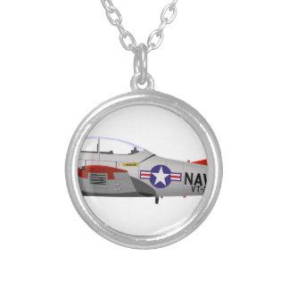 North American T-28 Trojan Custom Necklace