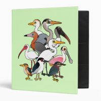 North American Waders Avery Signature Binder 8.5x11