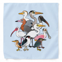 North American Waders Bandana
