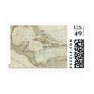 North America's new map Postage