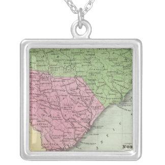 North and South Carolina 2 Pendants