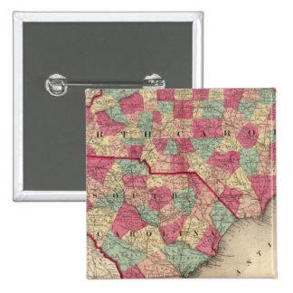 North and South Carolina Pin