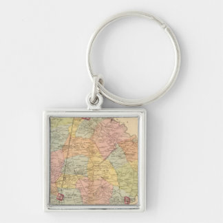North and South Murderkill Key Chain
