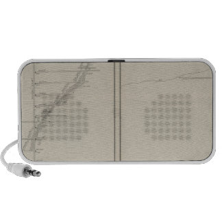 North and South Sections Travel Speaker
