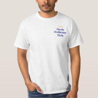 North , Anderson, Girls, 1970 Boy friend T-Shirt