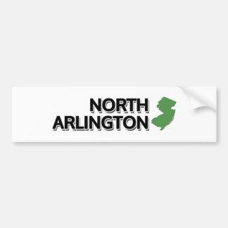 North Arlington, New Jersey Bumper Sticker