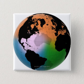 North Atlantic Ocean Current Map Button
