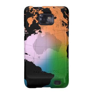 North Atlantic Ocean Current Map Samsung Galaxy S2 Cover