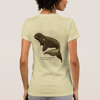 North Atlantic Right Whale Shirt