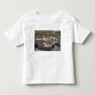 North Atlantic waterfront port of Stromness Toddler T-shirt