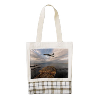 North Atlantic Zazzle HEART Tote Bag
