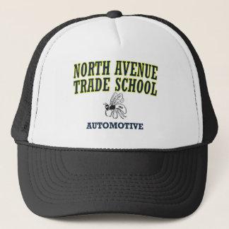 North Avenue Trade School - Automotive Trucker Hat
