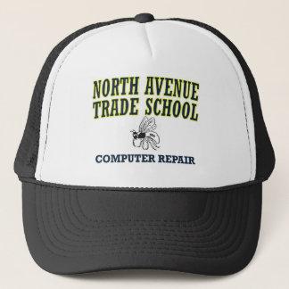 North Avenue Trade School - Computer Repair Trucker Hat