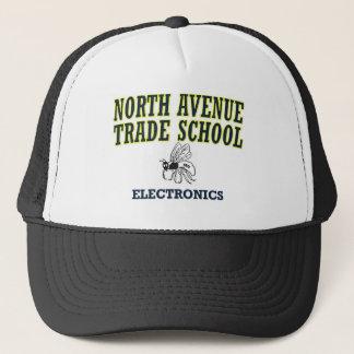 North Avenue Trade School - Electronics Trucker Hat