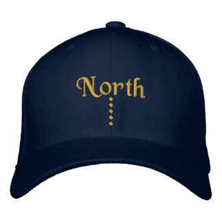 North Baseball Cap