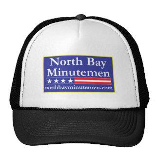 North Bay Minutemen hat