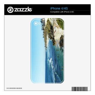 North Beach Western Australia Skins For iPhone 4S