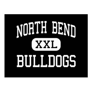 North Bend - Bulldogs - High - North Bend Oregon Postcards