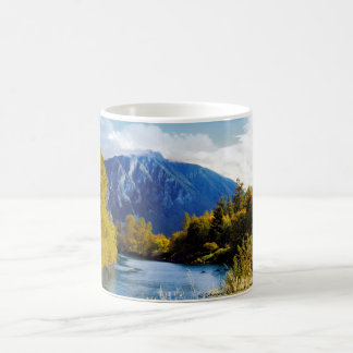 North Bend River Coffee Mug