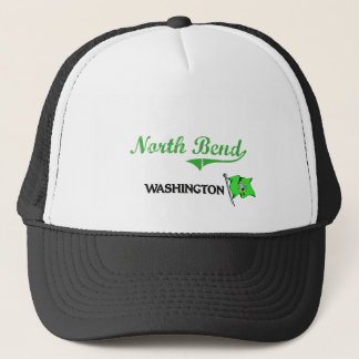 North Bend Washington City Classic Trucker Hat