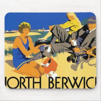 North Berwick Beach Mousepad