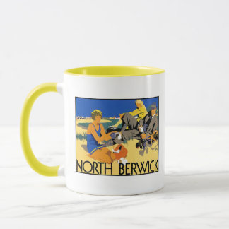 North Berwick Beach Mug
