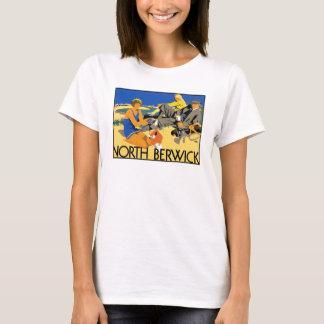 North Berwick Beach T-Shirt