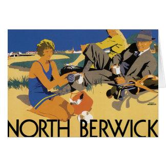 North Berwick Card
