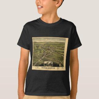 North Berwick, Maine in 1877 T-Shirt