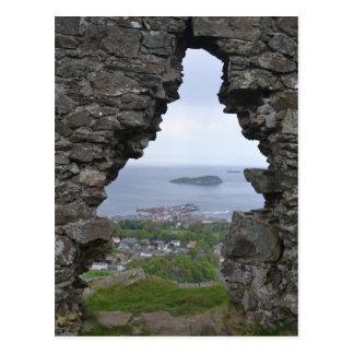 North Berwick, Scotland. Postcard