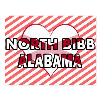 North Bibb, Alabama Postcard