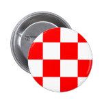 North Brabant, Netherlands 2 Inch Round Button