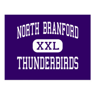 North Branford - Thunderbirds - North Branford Postcard