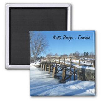 North Bridge Magnet
