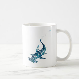 North By Northwest Hammerhead Shark Coffee Mug