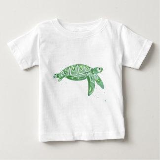 North By Northwest Sea Turtle Baby T-Shirt